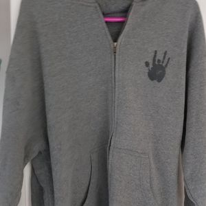 Jerry Garcia Grateful Dead Handprint Hoodie
